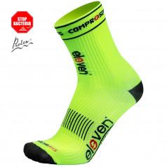 Kompresné ponožky Suuri Compress fluo