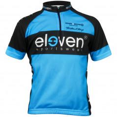 Cyklistický dres detský Eleven Horizontal F2925