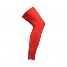 Návleky na nohy červené - reflex zips