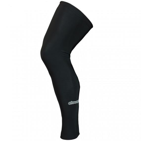 Návleky na nohy čierne - reflex termo