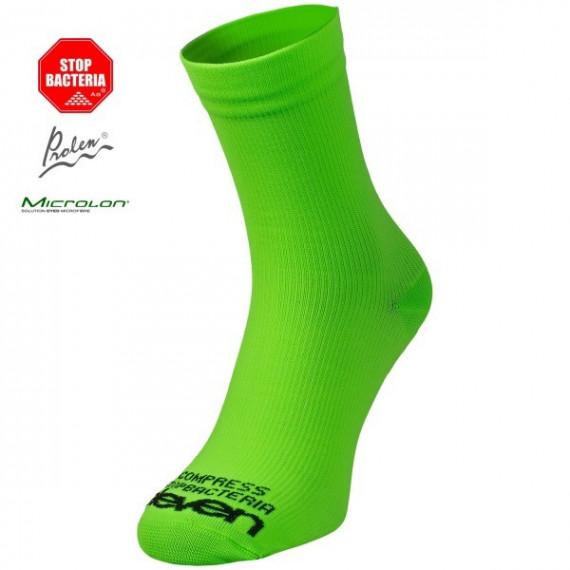 Eleven kompresné ponožky Strada Green