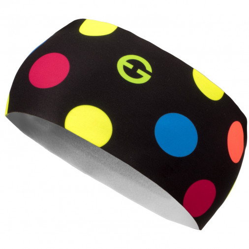 Čelenka ELEVEN HB Dolomiti Dots Black Color