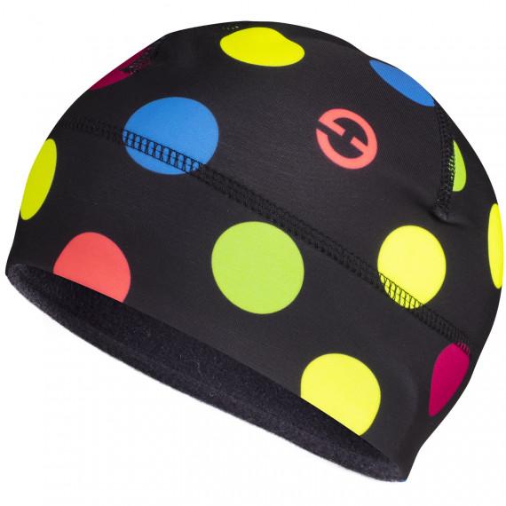 ČIAPKA ELEVEN MATTY Dots Color Black