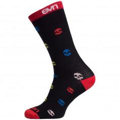 Ponožky ELEVEN SUURI Skull Black
