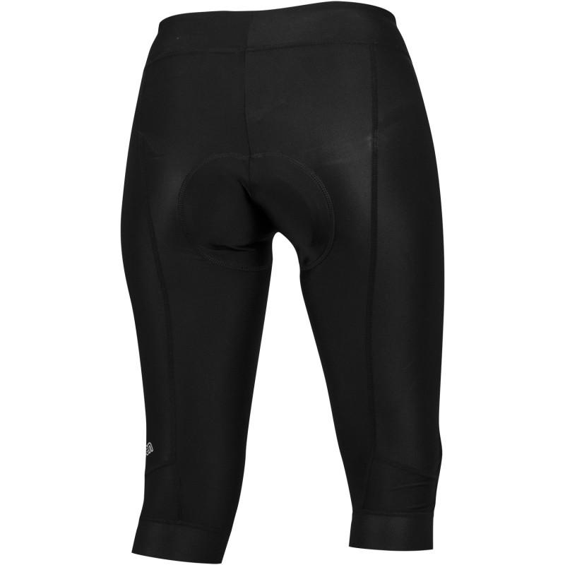 8113ddcd52e Eleven 3 4 cyklistické nohavice dámske Nela Black reflex - ELEVEN ...