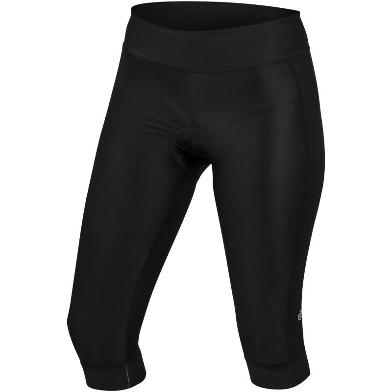 0e328179a8094 Eleven 3/4 cyklistické nohavice dámske Nela Black reflex - ELEVEN ...