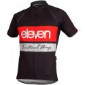 Cyklistický dres Eleven New Horizontal Red