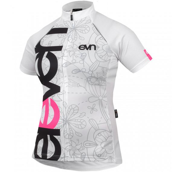 Eleven cyklistický dres New Vertical Lady