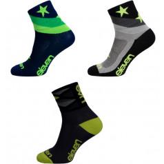Eleven ponožky Howa Stars, 3-pack