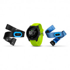 Garmin FORERUNNER 935 Tri-Bundle Black Yellow band
