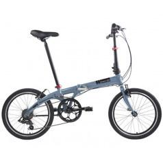 Dahon Vybe D7 blue-grey