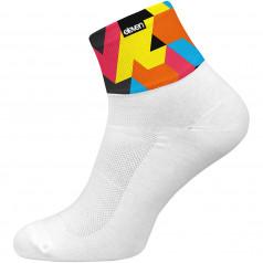 Ponožky HUBA Retro 08