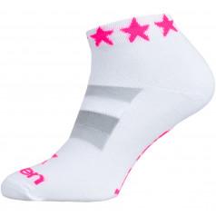 Ponožky LUCA STAR PINK