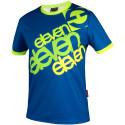 Bežecké tričko John Micro Blue
