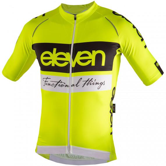 Cyklistický dres Eleven Pro Team Fluo F11