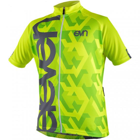 Cyklistický dres detský Eleven Vertical F150