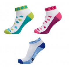 Eleven ponožky Luca Flower 3 pack