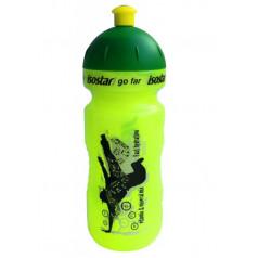 Fľaša Isostar 650 ml Svietivo žltá