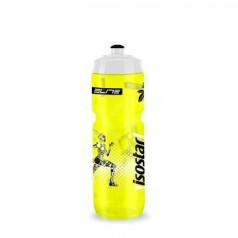 Bežecká fľaša Isostar 800 ml Žltá