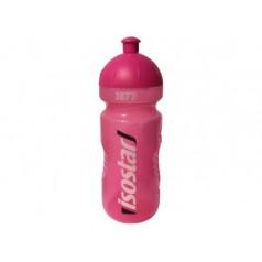 Fľaša Isostar 650 ml Ružová