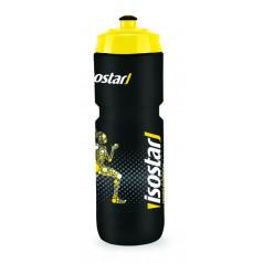 Bežecká fľaša Isostar 800 ml Čierna