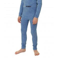 R2 Bassy funkčné nohavice detské modré ATF313A
