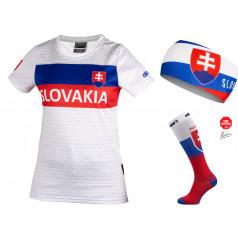 Bežecké tričko Torino Slovakia dámske