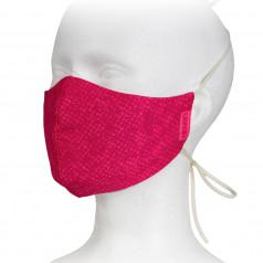 Sublimované rúško Eleven Pink