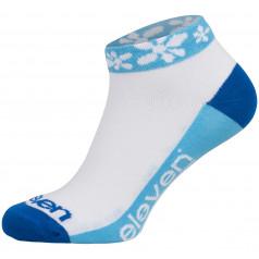 Ponožky LUCA FLOWER blue