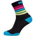 Eleven kompresné ponožky Strada Stripe Black