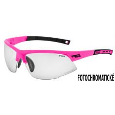 Slnečné okuliare R2 Racer Pink Fotochromatické