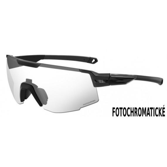 Slnečné okuliare R2 Edge Black Fotochromatické