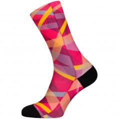 Ponožky NINA Mix Purple