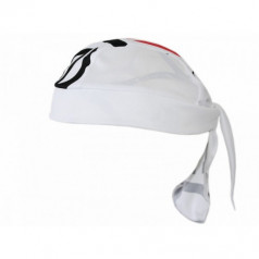 Šatka bandana Be 10 white