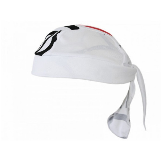 Šatka bandana Be 10 white