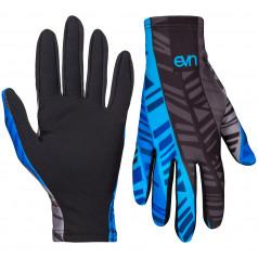Bežecké rukavice Eleven Pass Blue