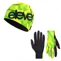 Bežecké rukavice + čiapka Air F150