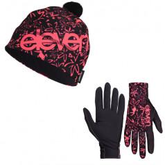 Bežecké rukavice + čiapka Sven F163