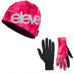 Bežecké rukavice + čiapka Air F160