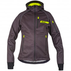 SOFTSHELL BUNDA ELEVEN Screen Grey
