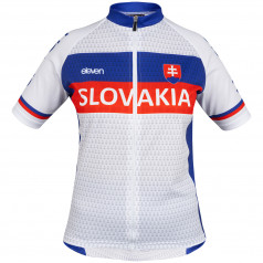 Cyklistický dres detský Eleven Slovensko