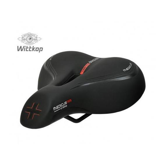 Wittkop Sedlo TWIN Medicus 3.0 Gel City a e-bike