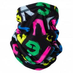 Multifunkčná šatka Eleven Lett BK Color