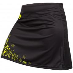 Športová sukňa Mia F163 Fluo