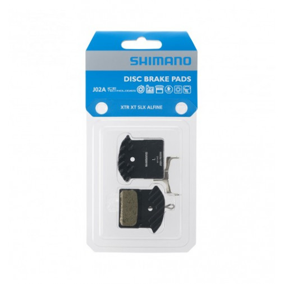 brzdové platničky Shimano J02A