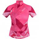 Cyklistický dres Eleven Score Pink
