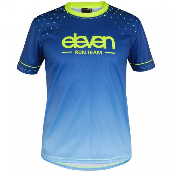 Bežecké tričko John Micro Run Team Blue