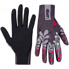 Bežecké rukavice Eleven Meadow Grey