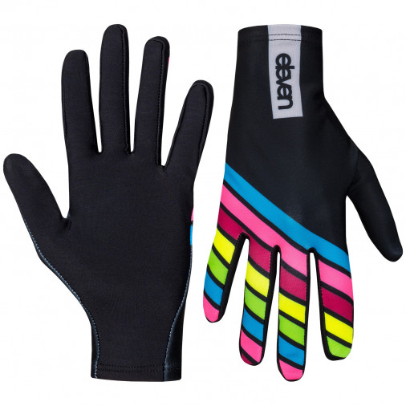 Bežecké rukavice Eleven Stripe