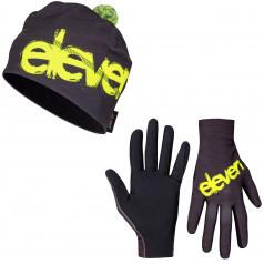 Bežecké rukavice + Čiapka Limit F150